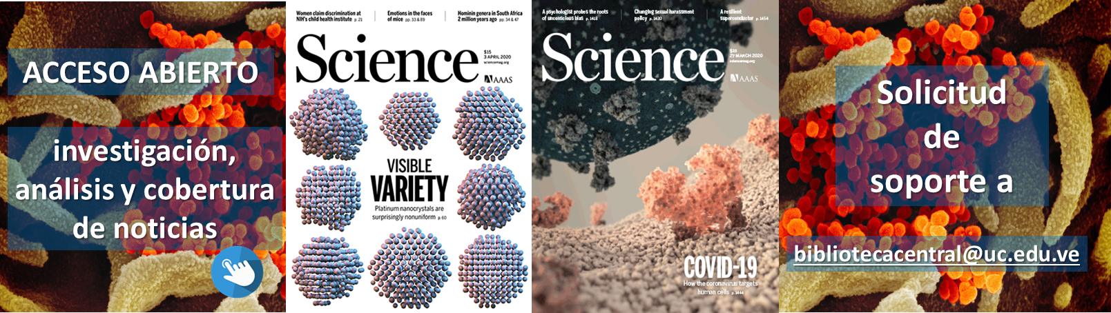 Coronavirus: Research, Commentary, and News. @sciencemagazine